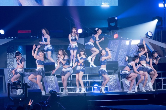 20161212 Morning Musume。'16 at NIPPON BUDOKAN